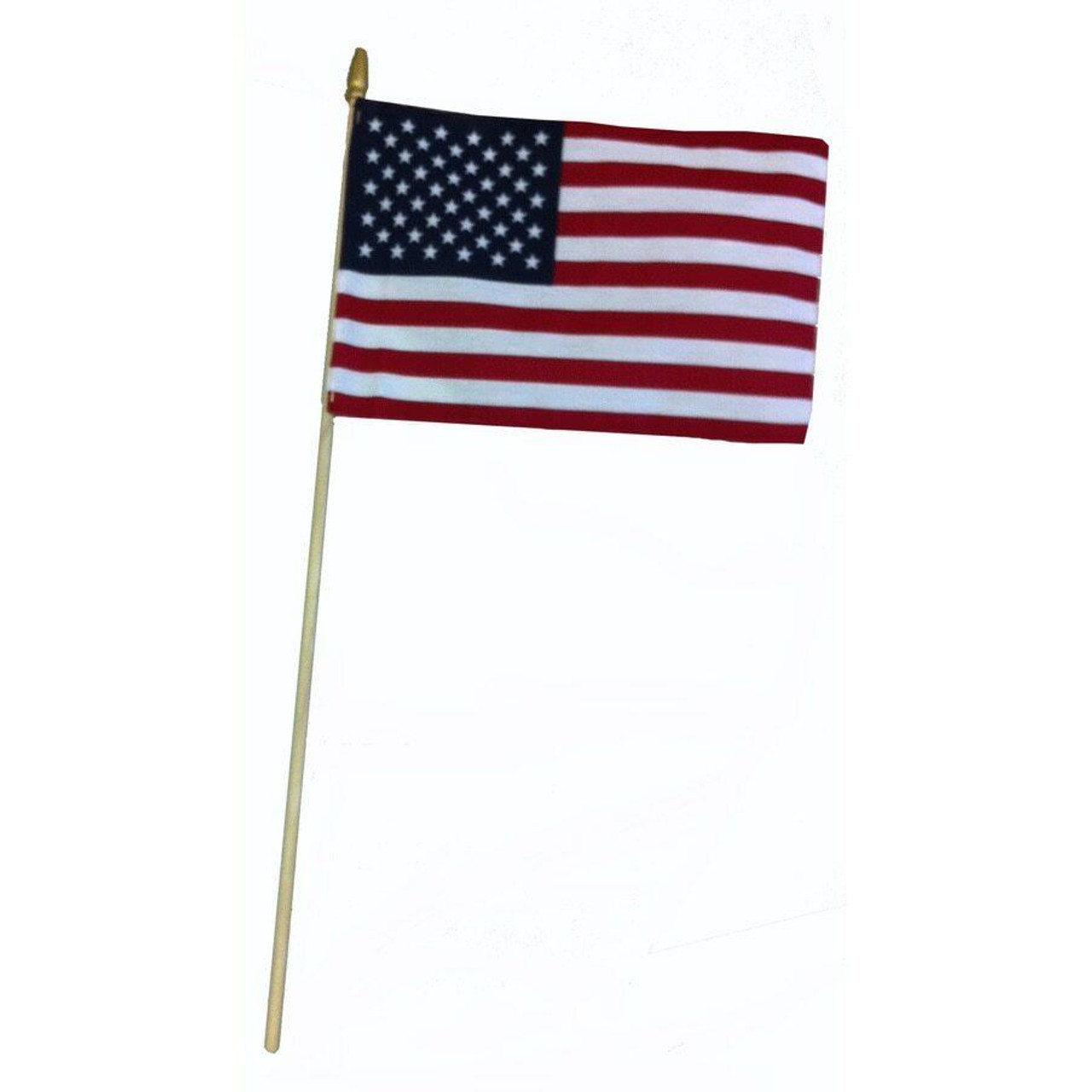 Non-Fraying Stick Flags (144 pieces)