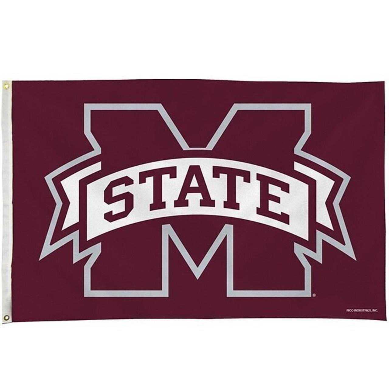 Mississippi State University Flag