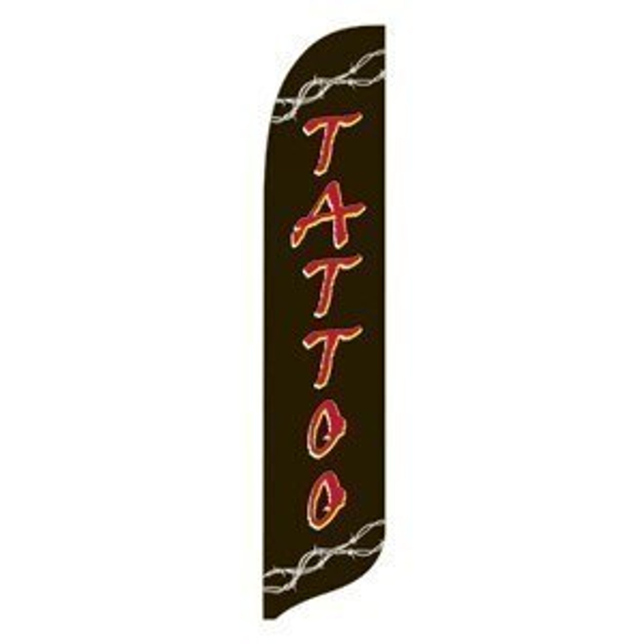 Tattoo Blade Flag