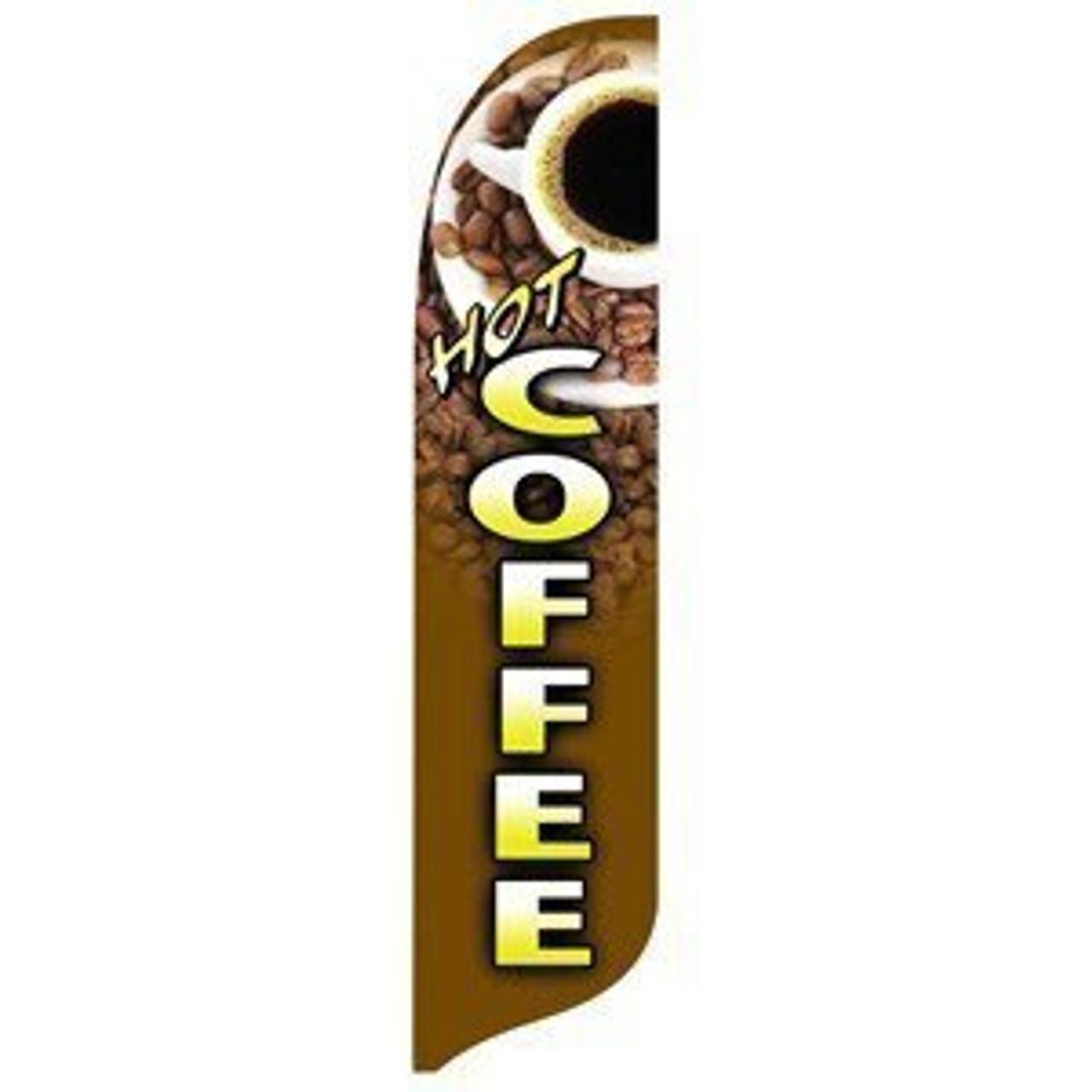 Coffee Blade Flag