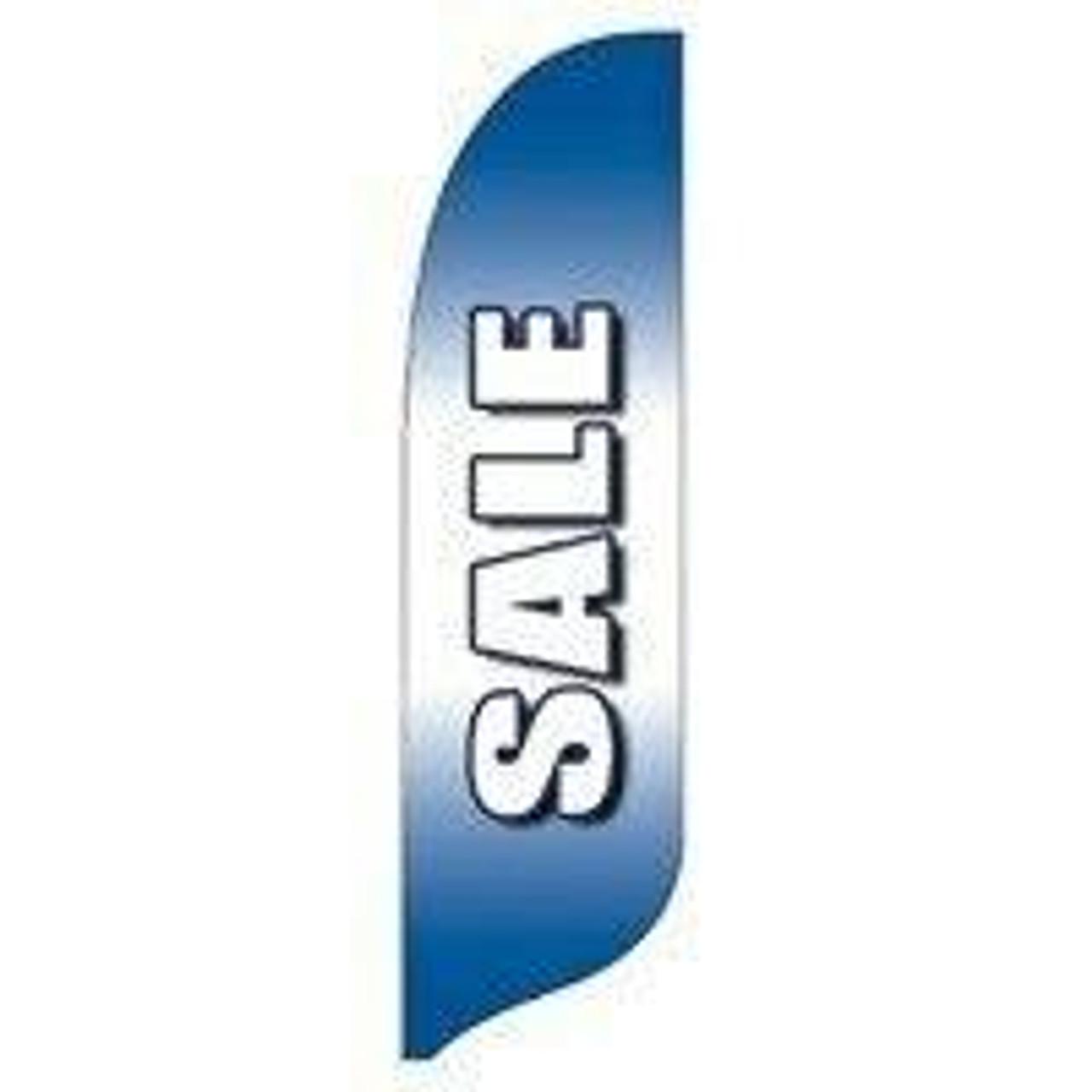 Sale Blade Flag