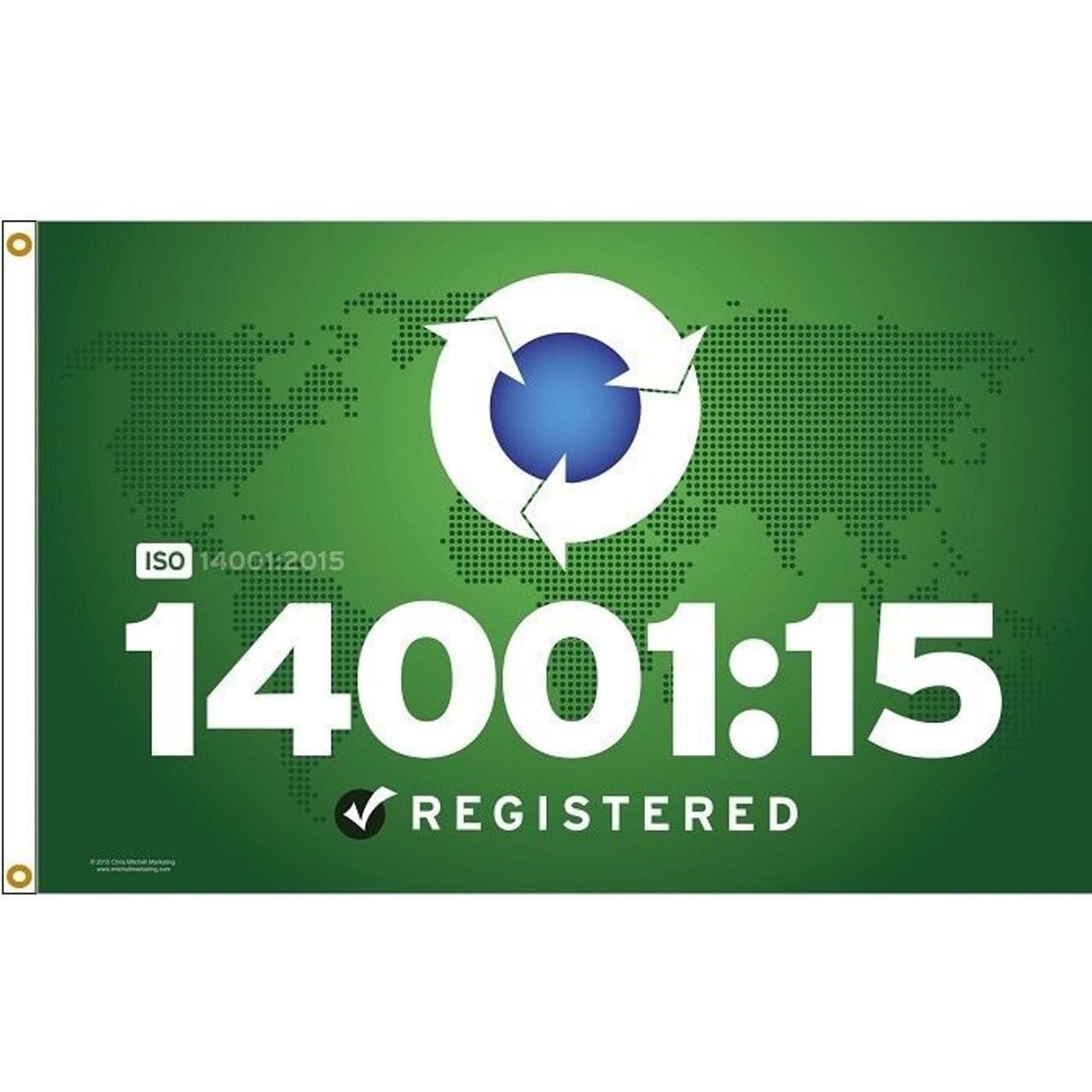 ISO 1400115 Flag