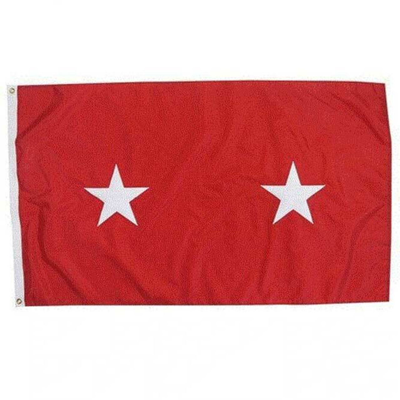 Army 2 Star Officer Flag
