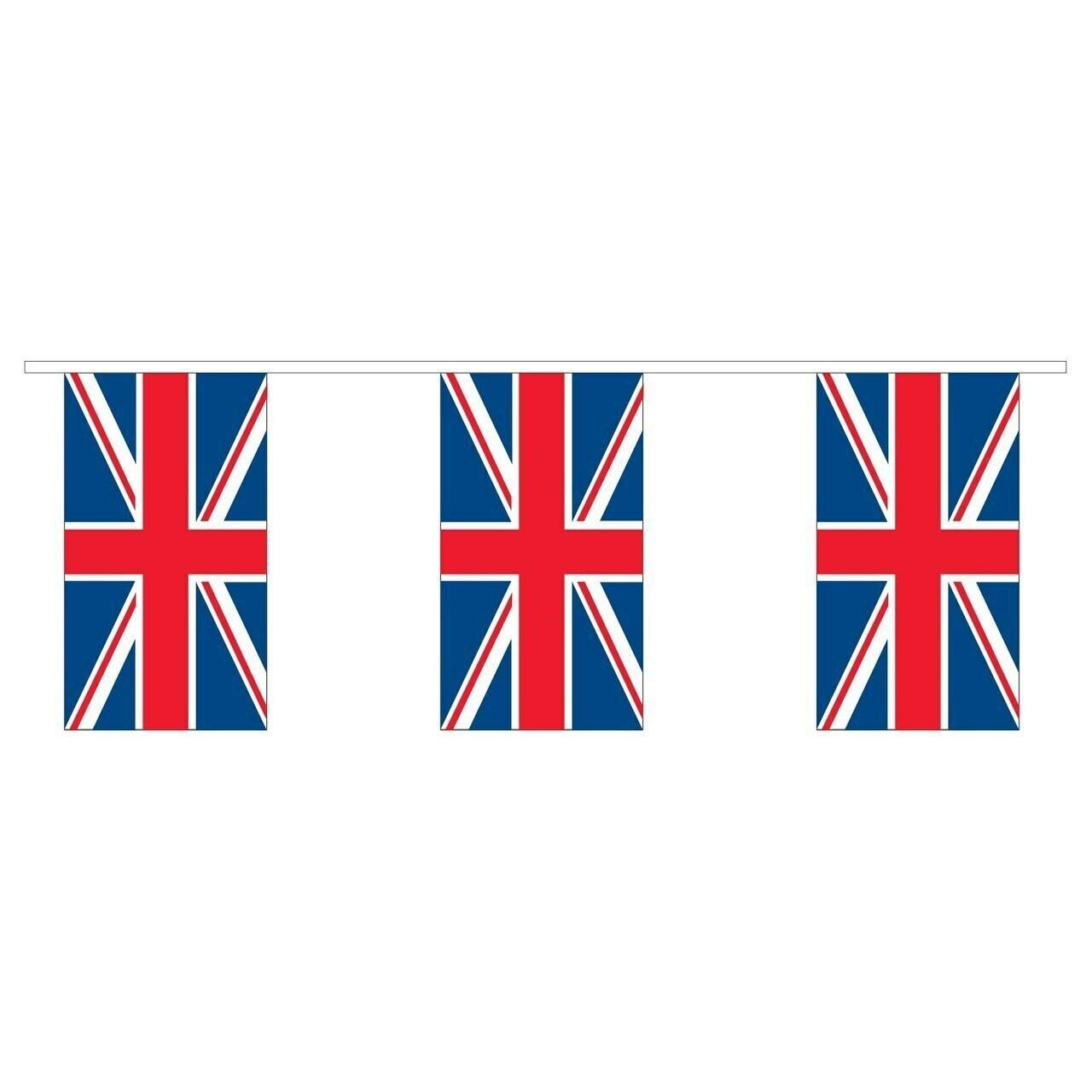 United Kingdom Vinyl Pennants