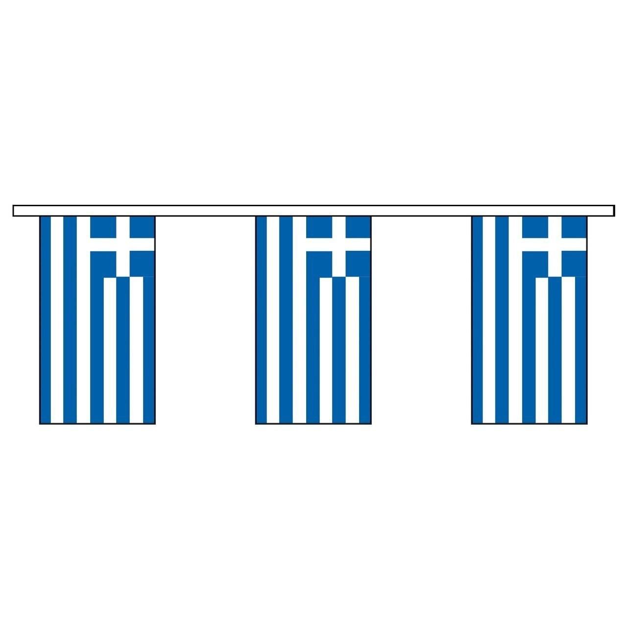 Greece Vinyl Pennants