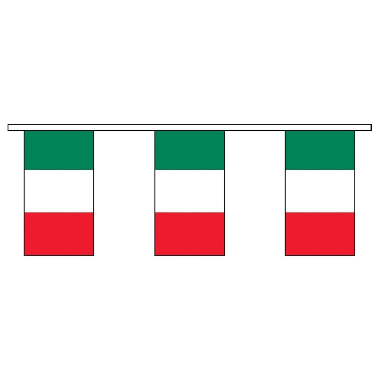Italy Vinyl Pennants