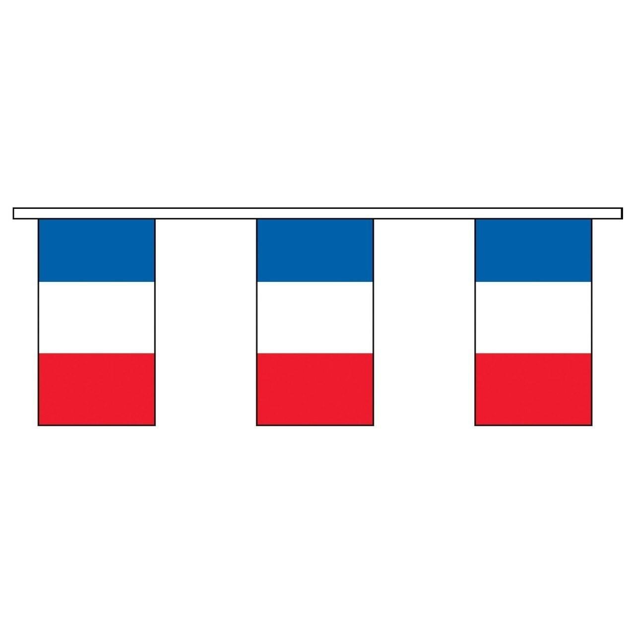 France Vinyl Pennants