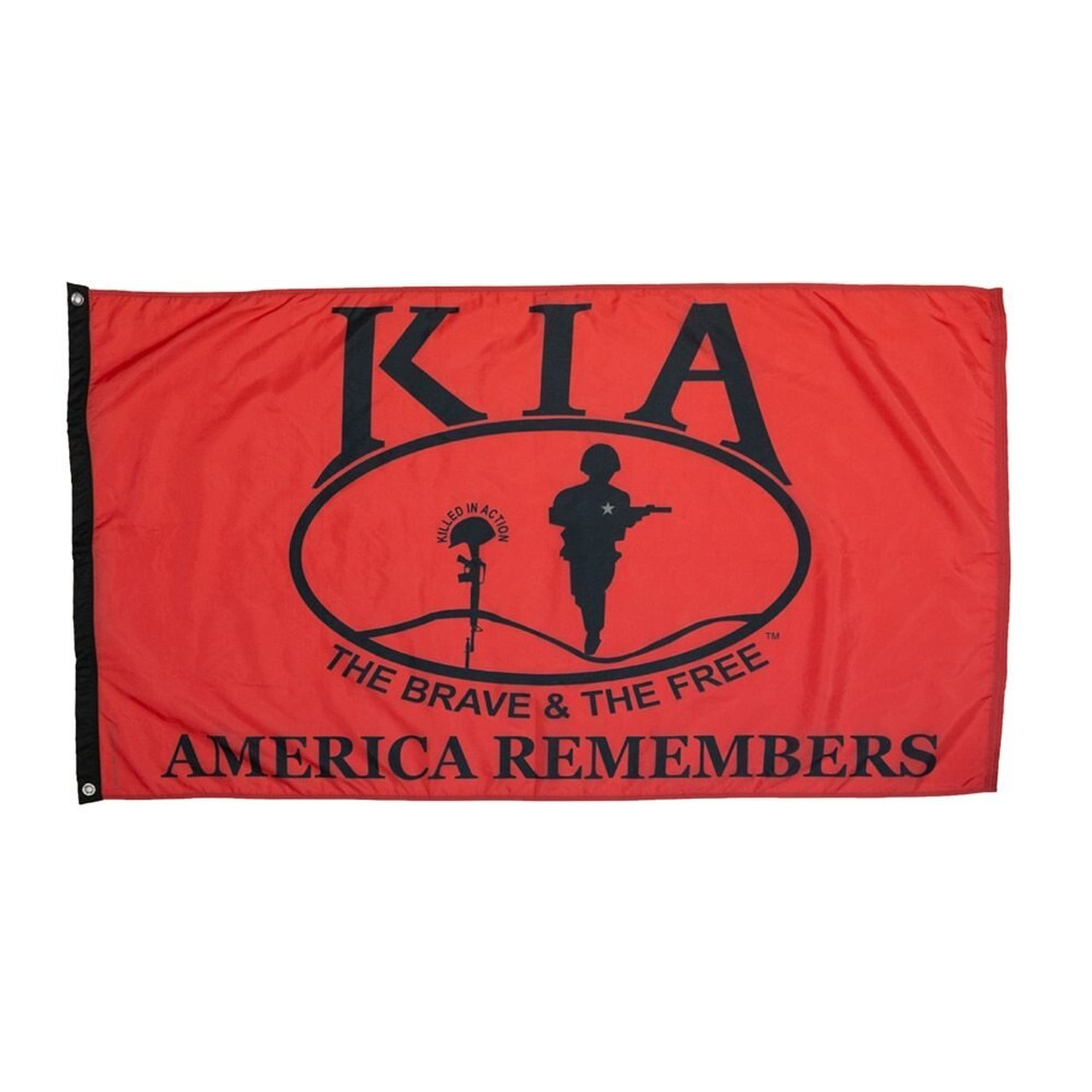 Killed in Action KIA Honor Flag
