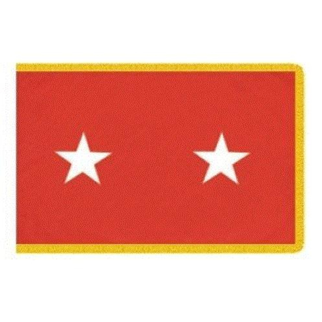 Army 2 Star Officer Indoor Flag