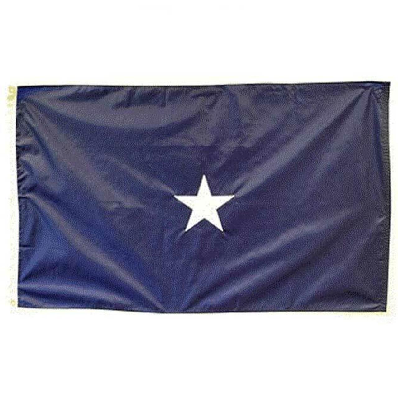 Navy Seagoing 1 Star Officer Flag
