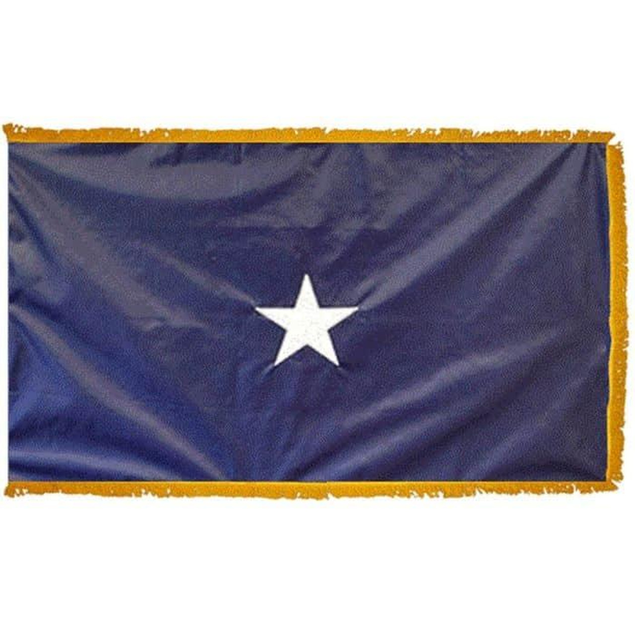 Navy Seagoing 1 Star Officer Indoor Flag