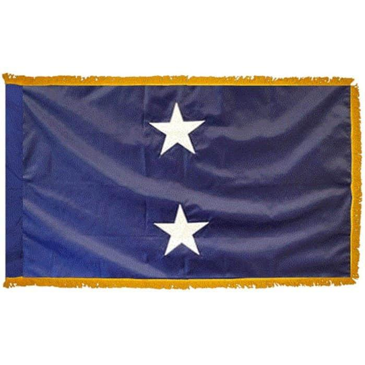 Navy Seagoing 2 Star Officer Indoor Flag