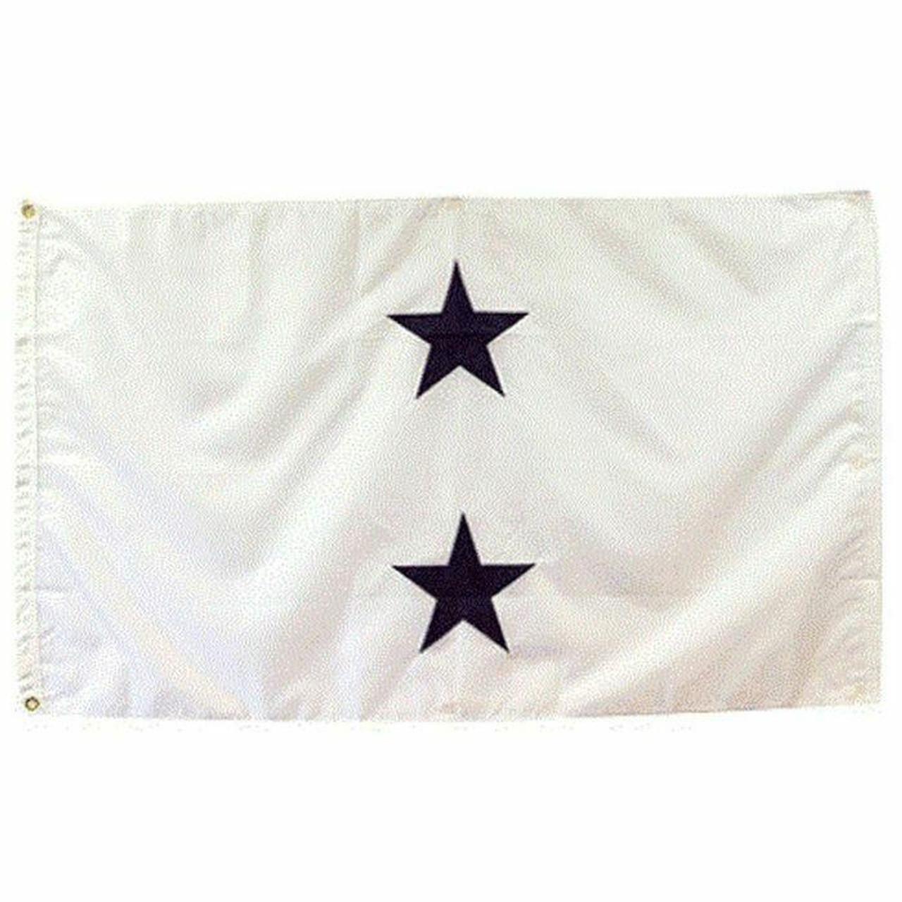Navy Non-Seagoing 2 Star Officer Flag