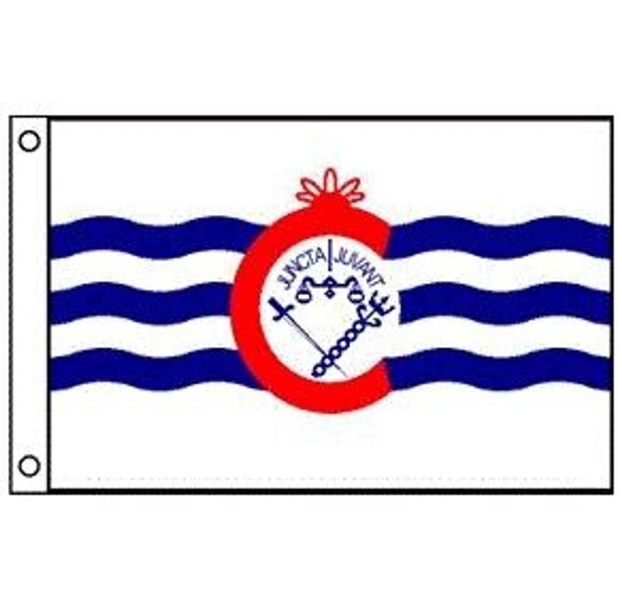 Cincinnati, OH Flag