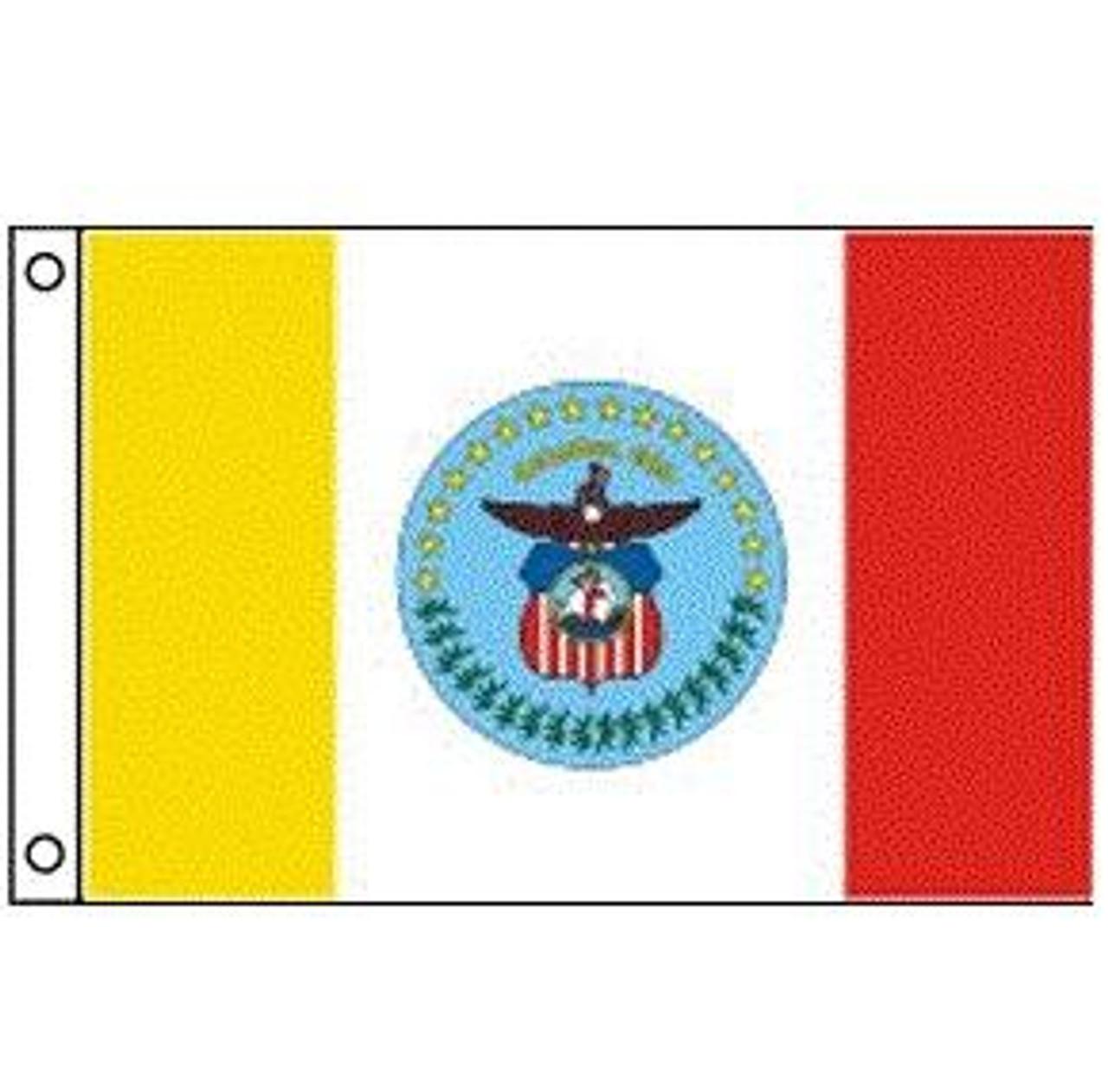 Columbus, OH Flag