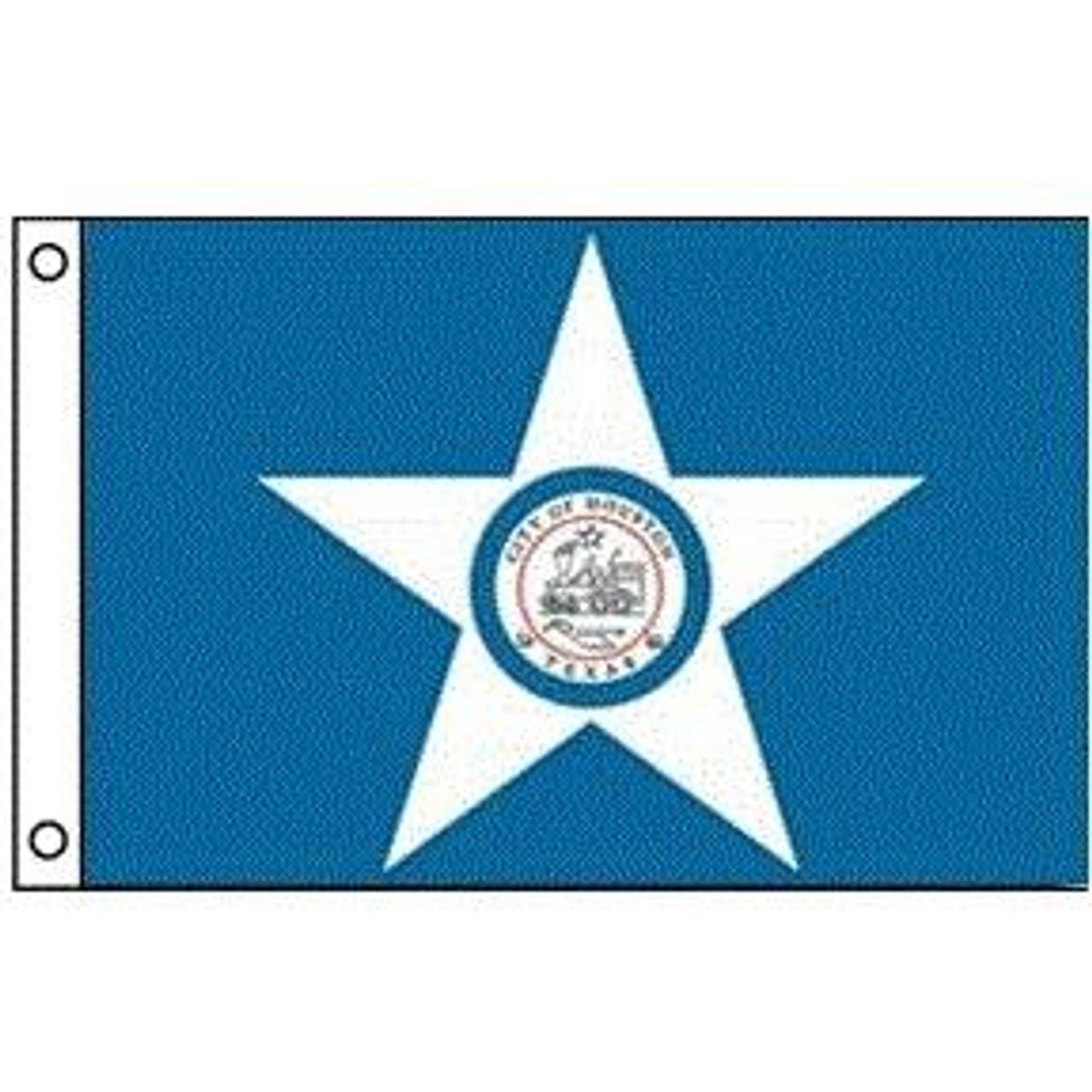 Houston, TX Flag