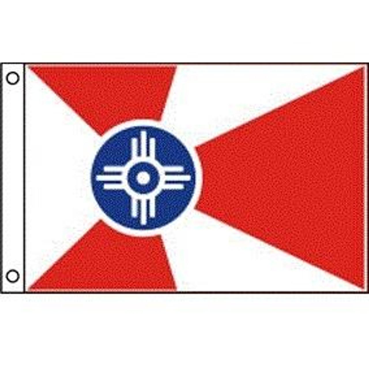 Wichita, KS Flag
