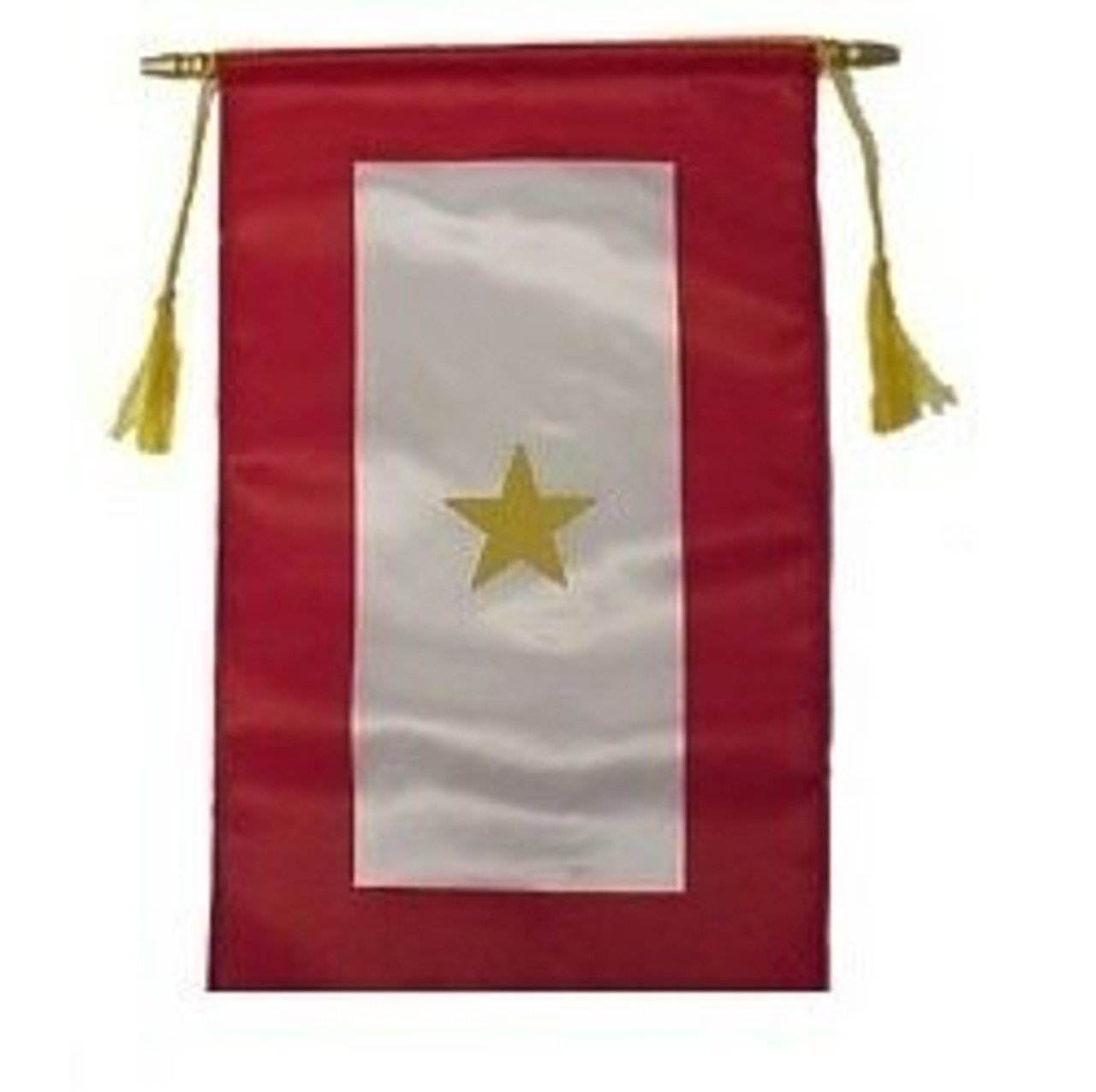 In Service Gold Star Banner