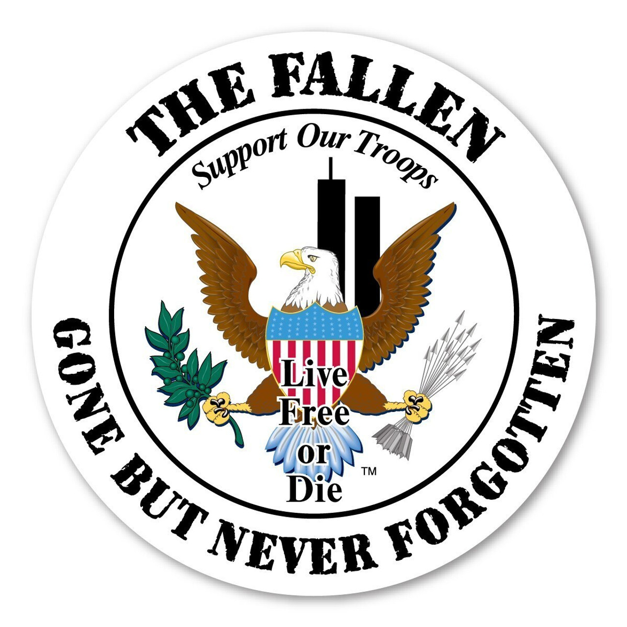 Remember the Fallen Magnet