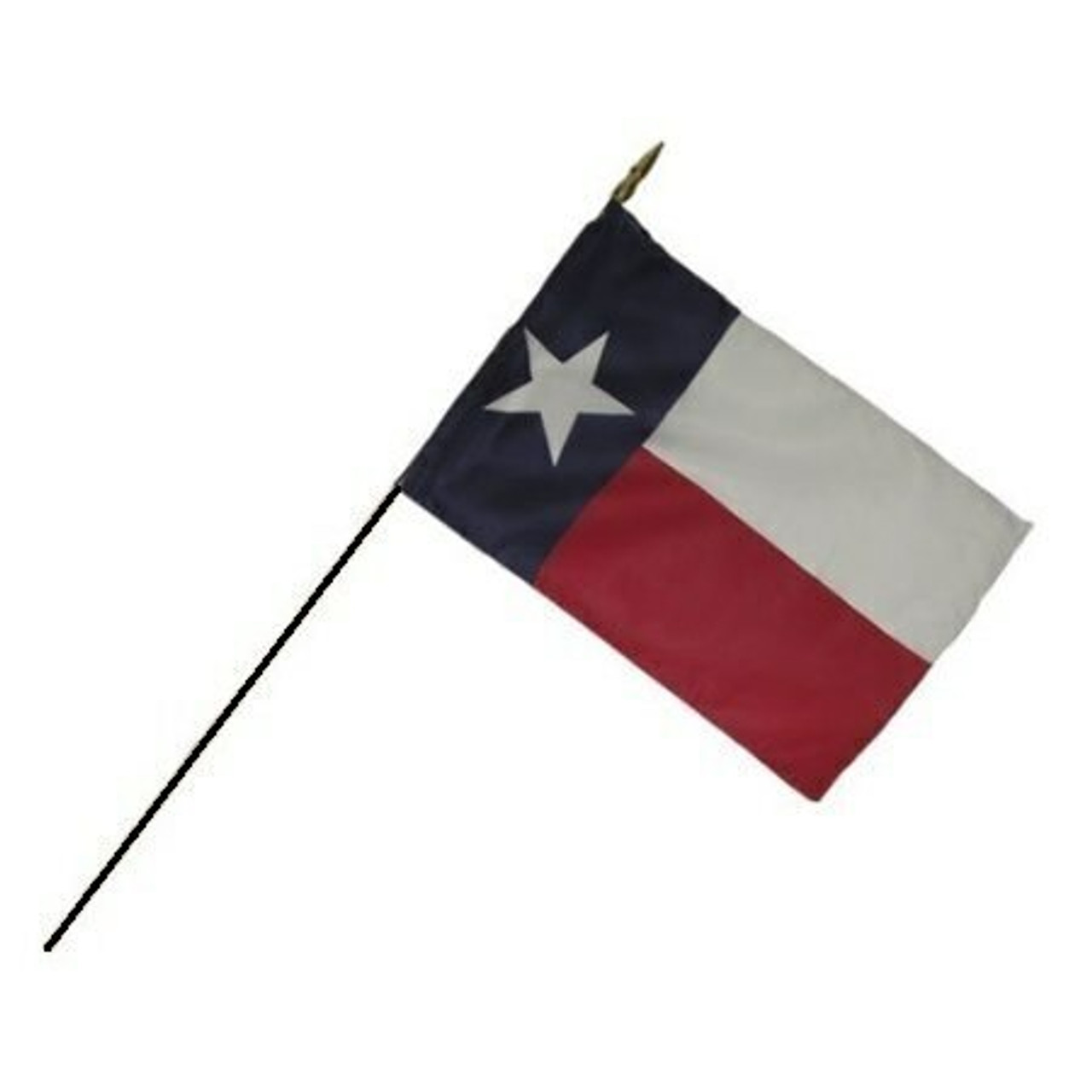 Texas Stick Flag w/ Bracket