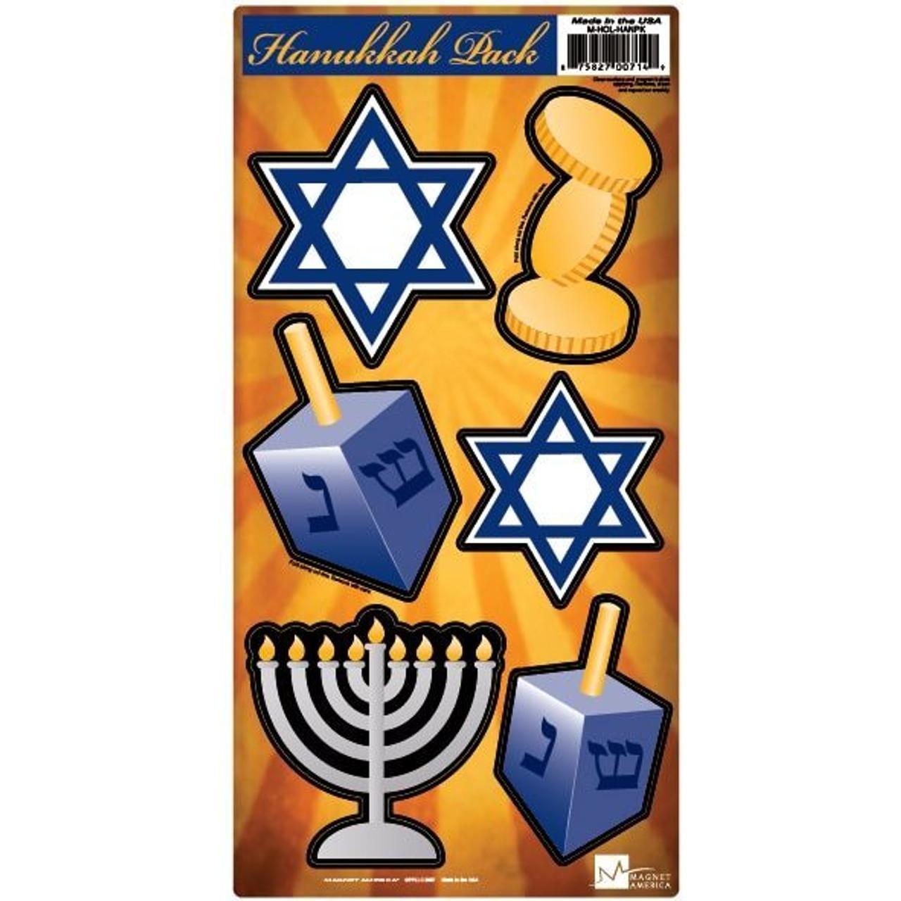 Hanukkah Magnet Pack