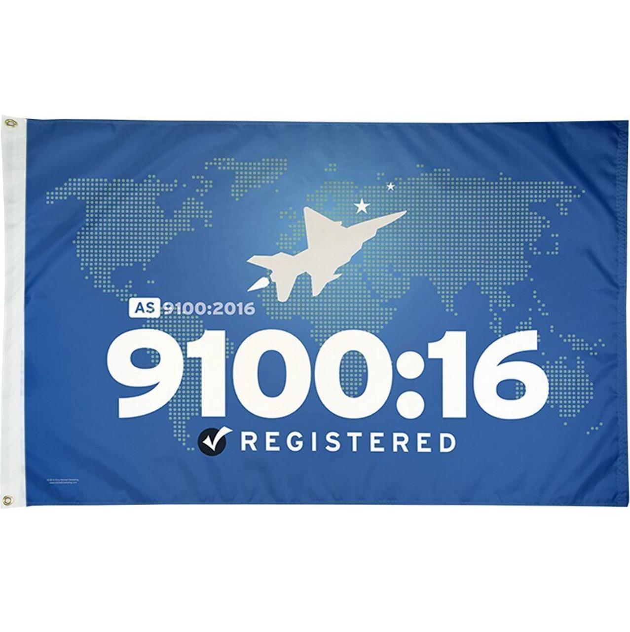 AS 910016 Flag