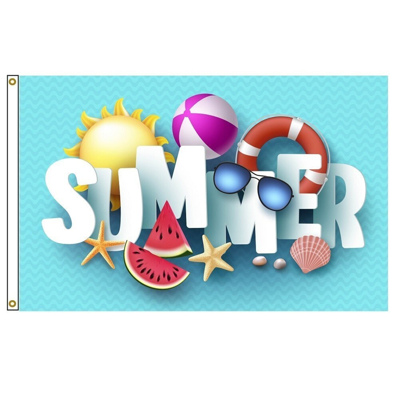 Summer Fun Flag