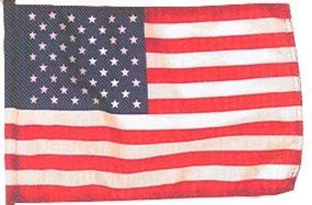 American Flag for Motorcycle