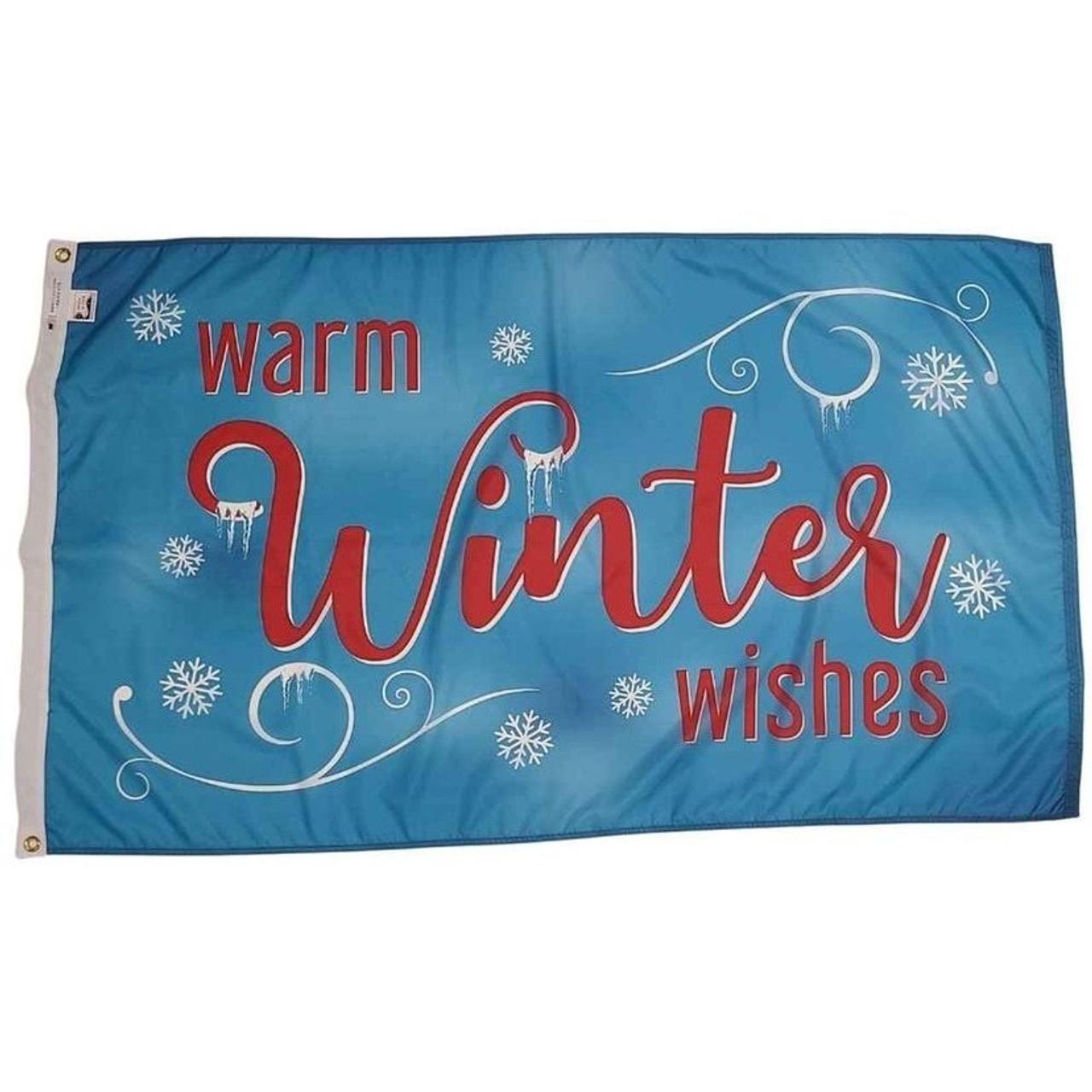 Winter Flag