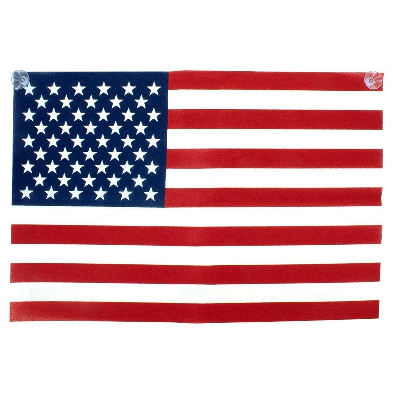 US Window Flag