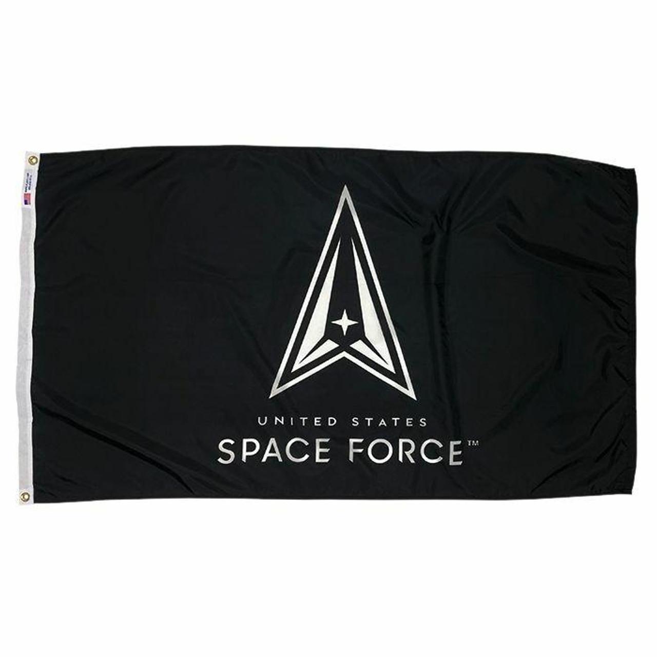 Space Force (Civilian) Flag