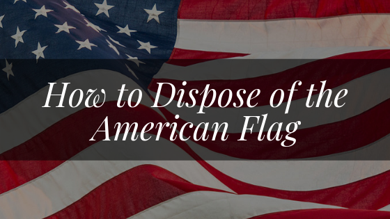 American Flag Disposal Made Easier with Flags.com