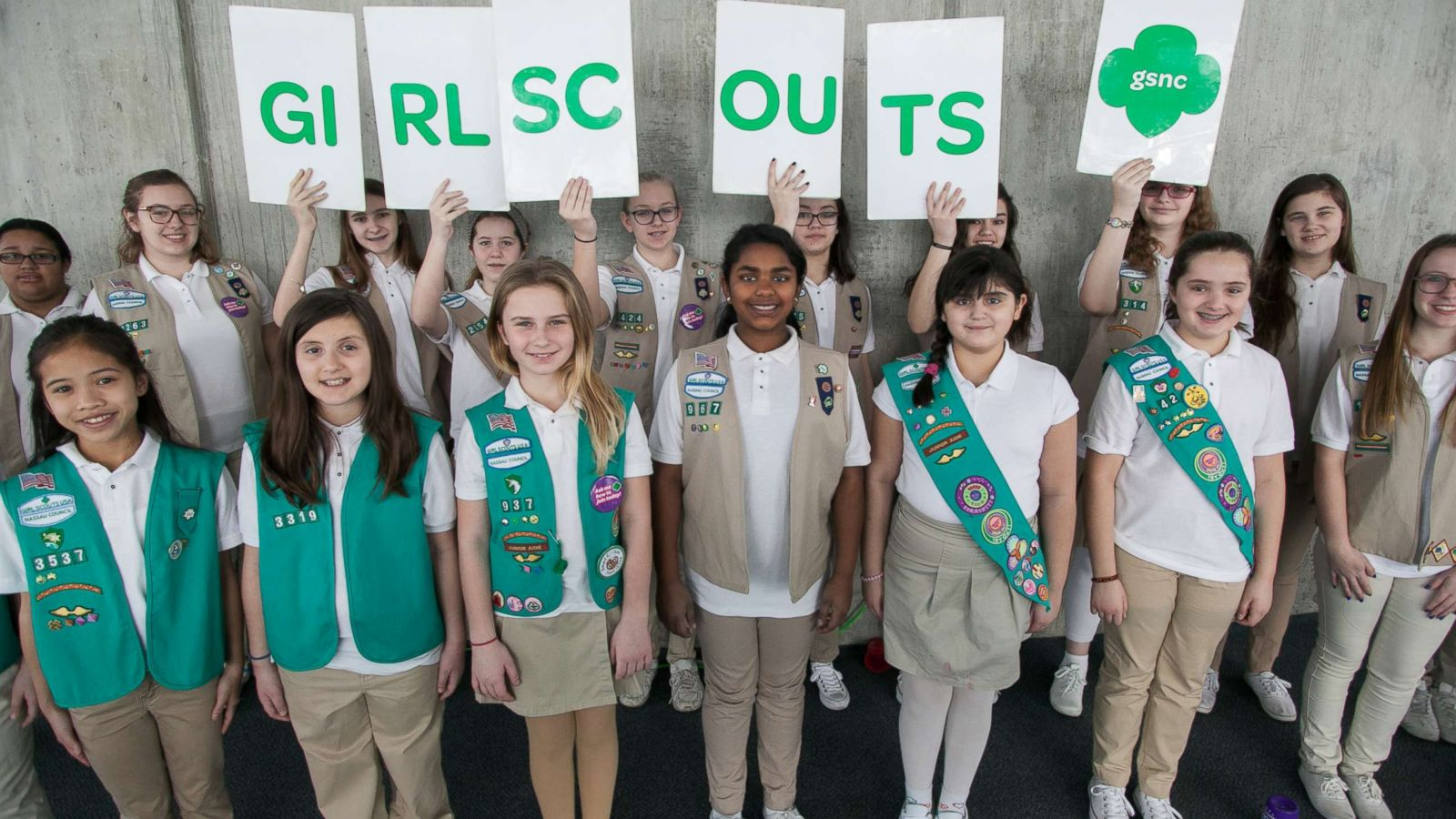 Girl Scouts of the United States of America
