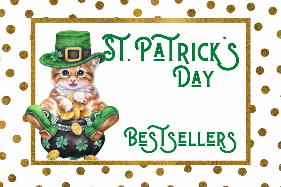 Top 3 St. Patrick's Day Products