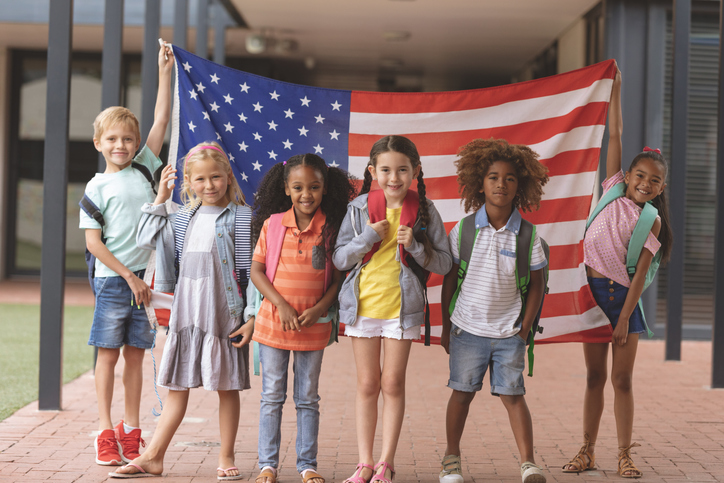 Teach Your Kids about the American Flag