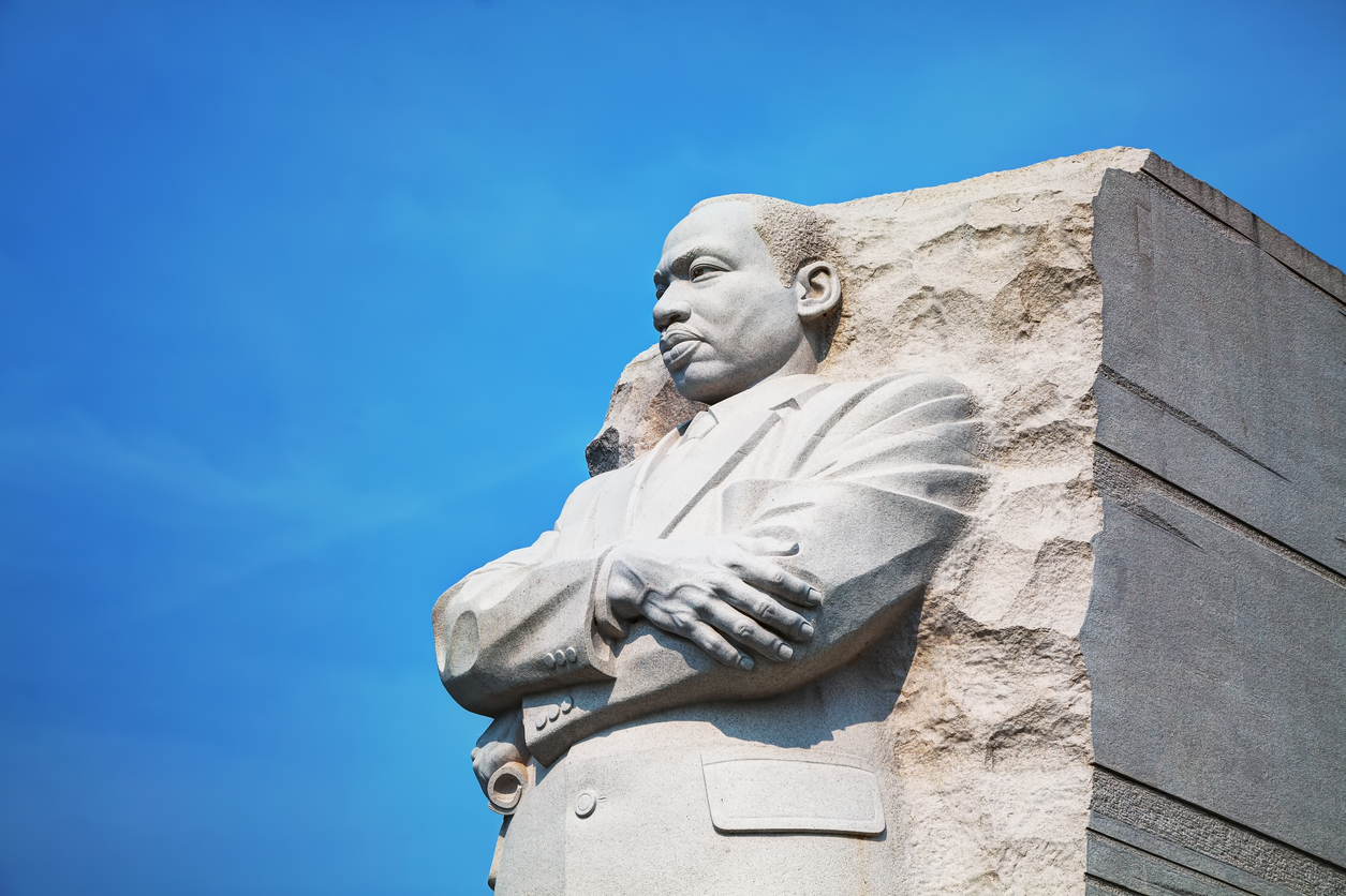 History Lesson: MLK Day