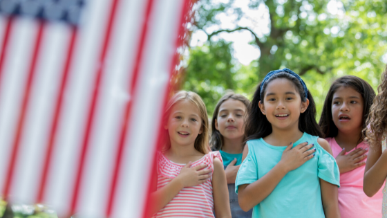 The History of the Pledge of Allegiance