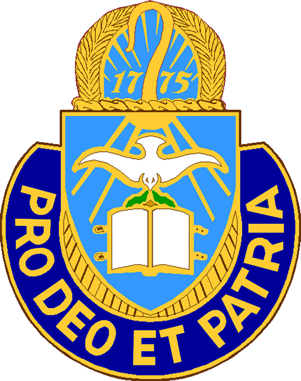 Celebrate U.S. Army Chaplain Corp on July 29th