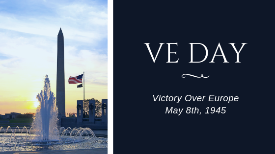 "VE ""Victory Over Europe"" Day"