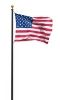 American Made Sectional Flagpole