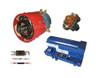 High Speed Golf Cart Upgrade Kit - Admiral MOT-A1 Motor, Alltrax SR48500 Controller & Accessories(For Club Car DS)