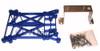Alltrax XCT-48300 TXT48 Motor Controller Mounting Bracket