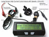 Cycle Analyst Meter - Speedometer, Watt & Amp Hours & More Functions
