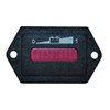 Digital Charge Meter with Tabs: 48 Volts