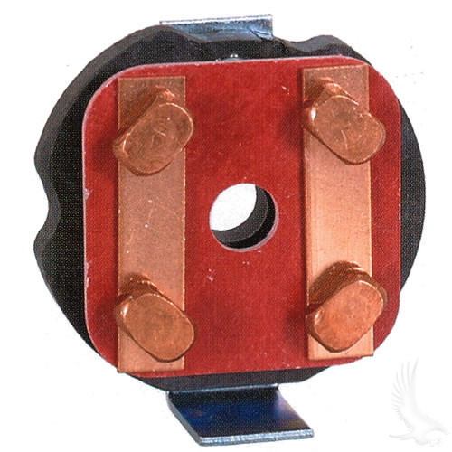 FORWARD & REVERSE SWITCH CAM ASSEMBLY W/ CONTACTS FOR EZGO NON-DCS/PDS GAS 1976-1994, ELECTRIC 1971 UP