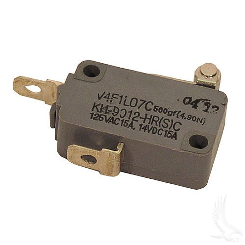 2 TERMINAL MICRO SWITCH CONTROLLER FOR EZGO 4-CYCLE GAS 1994-UP, ELECTRIC 1994-UP NON-DCS