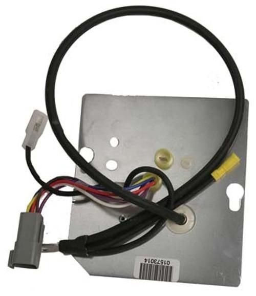 On-Board Computer Version 5.0, 8Volt/12Volt A2, 6 Gauge for Club Car Electric Precedent IQ