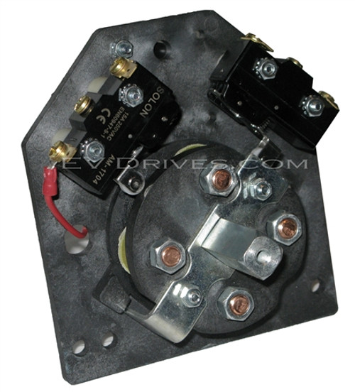 Beefed Up Forward & Reverse Switch Assembly for E-Z-Go Marathon 1986-93
