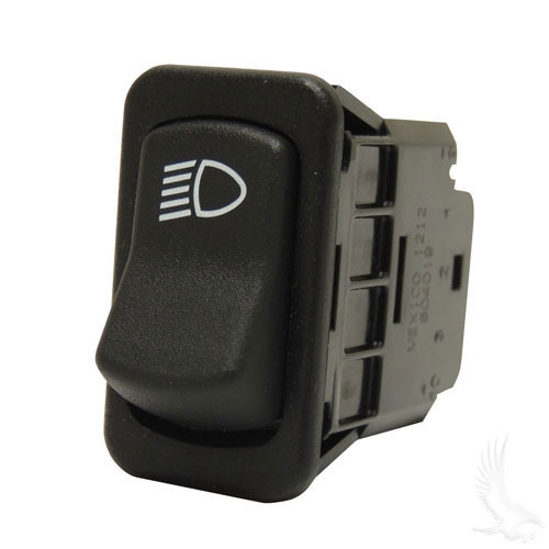 HEADLIGHT SWITCH FOR EZGO RXV GAS & ELECTRIC