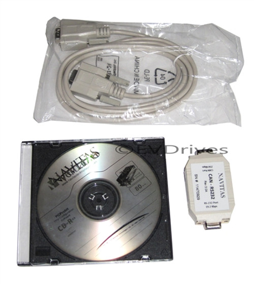 Navitas 10-TPM ProBit Program and Cables For Windows